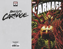 Image: Absolute Carnage #4 (AC) (variant connecting cover - Hotz) - Marvel Comics