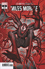 Image: Absolute Carnage: Miles Morales #3 (AC) (variant connecting cover - Nakayama)  [2019] - Marvel Comics