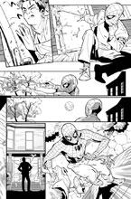 Image: Amazing Spider-Man: Full Circle #1 (incentive 1:25 cover - Smallwood)  [2019] - Marvel Comics