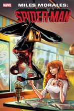 Image: Miles Morales: Spider-Man #11 (variant Mary Jane cover - Andolfo) - Marvel Comics