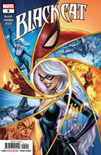 Image: Black Cat #5 - Marvel Comics