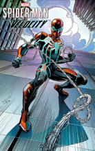 Image: Marvel's Spider-Man: Velocity #3 (incentive 1:25 cover - Bagley) - Marvel Comics