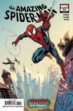 Image: Amazing Spider-Man #32 (AC) - Marvel Comics