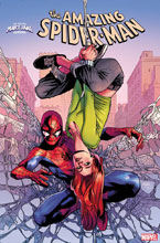 Image: Amazing Spider-Man #32 (variant Mary Jane cover - Asrar) - Marvel Comics