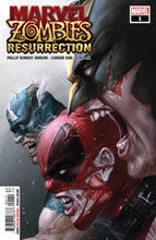 Image: Marvel Zombies: Resurrection #1 - Marvel Comics
