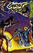 Image: Ghost Rider #1 (incentive 1:25 cover - Texeira) - Marvel Comics