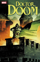 Image: Doctor Doom #1 (incentive 1:10 cover - Deodato) - Marvel Comics