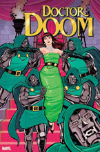 Image: Doctor Doom #1 (variant Mary Jane cover - Chiang) - Marvel Comics