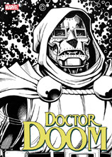 Image: Doctor Doom #1 (incentive 1:50 cover - Adams) - Marvel Comics