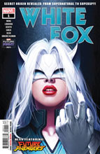 Image: Future Fight Firsts: White Fox #1  [2019] - Marvel Comics