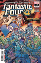 Image: Fantastic Four #15 - Marvel Comics