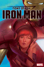 Image: Tony Stark: Iron Man #17 (variant Mary Jane cover - Rahzzah) - Marvel Comics