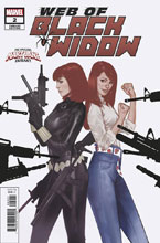 Image: Web of Black Widow #2 (variant Mary Jane cover - Oliver) - Marvel Comics