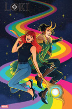 Image: Loki #4 (variant Mary Jane cover - Bartel) - Marvel Comics
