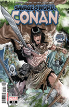 Image: Savage Sword of Conan #10 - Marvel Comics