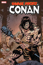 Image: Savage Sword of Conan #10 (incentive 1:25 cover - McCrea) - Marvel Comics