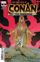 Image: Conan the Barbarian #10 - Marvel Comics