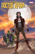 Image: Star Wars: Doctor Aphra Annual #3 (incentive 1:25 cover - Doran) - Marvel Comics