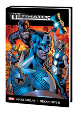 Image: Ultimates by Mark Millar & Bryan Hitch Omnibus HC  (new printing) - Marvel Comics