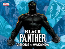 Image: Black Panther: Visions of Wakanda HC  - Marvel Comics