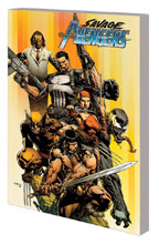 Image: Savage Avengers Vol. 01: City of Sickles SC  - Marvel Comics