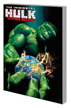 Image: Immortal Hulk Vol. 05: Breaker of Worlds SC  - Marvel Comics