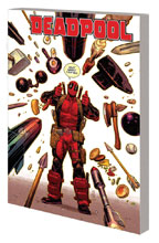Image: Deadpool by Skottie Young Vol. 03: Weasel Goes to Hell SC  - Marvel Comics