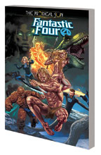Image: Fantastic Four: The Prodigal Sun SC  - Marvel Comics