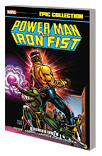 Image: Power Man and Iron Fist Epic Collection: Doombringer SC  - Marvel Comics