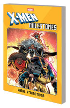 Image: X-Men Milestones: Fatal Attractions SC  - Marvel Comics