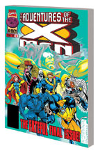 Image: Adventures of X-Men: Rites of Passage GN SC  - Marvel Comics