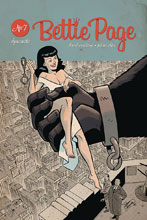 Image: Bettie Page: Unbound #7 (cover B - Chantler) - Dynamite