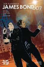 Image: James Bond 007 #12 (cover D - Carey) - Dynamite