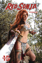 Image: Red Sonja #9 (cover E - Cosplay) - Dynamite