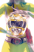 Image: Mighty Morphin Power Rangers #44 (Foil cover - Montes) - Boom! Studios