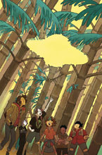 Image: Lumberjanes #67 (cover A - Leyh) - Boom! - Boom! Box