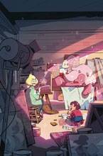 Image: Steven Universe #33 (cover B Preorder - Leong) - Boom! - KaBOOM!