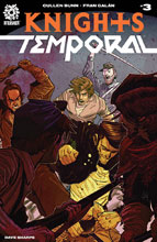 Image: Knights Temporal #4 - Aftershock Comics