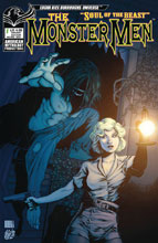 Image: Monster Men Soul of the Beast #1 (cover B - Creeping Doom) - American Mythology Productions