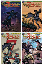 Search: Zorro Vol  02: Clashing Blades HC - Westfield Comics