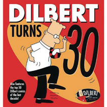 Image: Dilbert Turns 30 SC  - Andrews Mcmeel