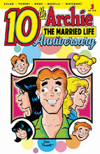 Image: Archie: Married Life 10 Years Later #3 (cover A - Parent) - Archie Comic Publications