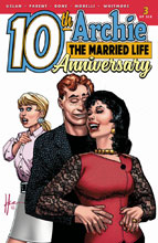 Image: Archie: Married Life 10 Years Later #3 (cover B - Chaykin) - Archie Comic Publications