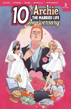 Image: Archie: Married Life 10 Years Later #3 (cover C - Sauvage) - Archie Comic Publications