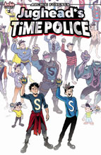 Image: Jughead's Time Police #5 (cover A - Charm) - Archie Comic Publications