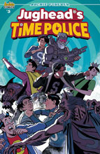 Image: Jughead's Time Police #5 (cover C - Smallwood) - Archie Comic Publications