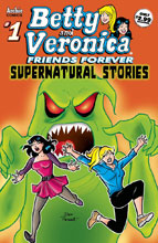 Image: B&V Friends Forever: Supernatural #1 - Archie Comic Publications