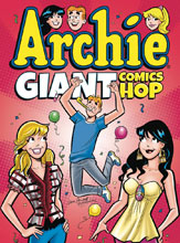 Image: Archie Giant Comics Hop SC  - Archie Comic Publications
