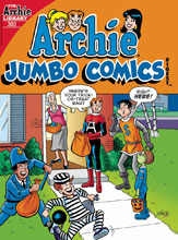 Image: Archie Jumbo Comics Digest #303 - Archie Comic Publications
