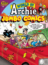 Image: World of Archie Jumbo Comics Digest #93 - Archie Comic Publications